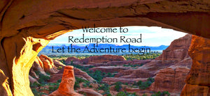 Redemption Road, Men's Ministry, Adventure, self help, healing, Jesus, prayer, Christian, evangelical, God