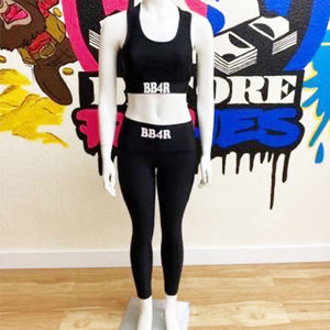 BB4R Active Legging and Top Set