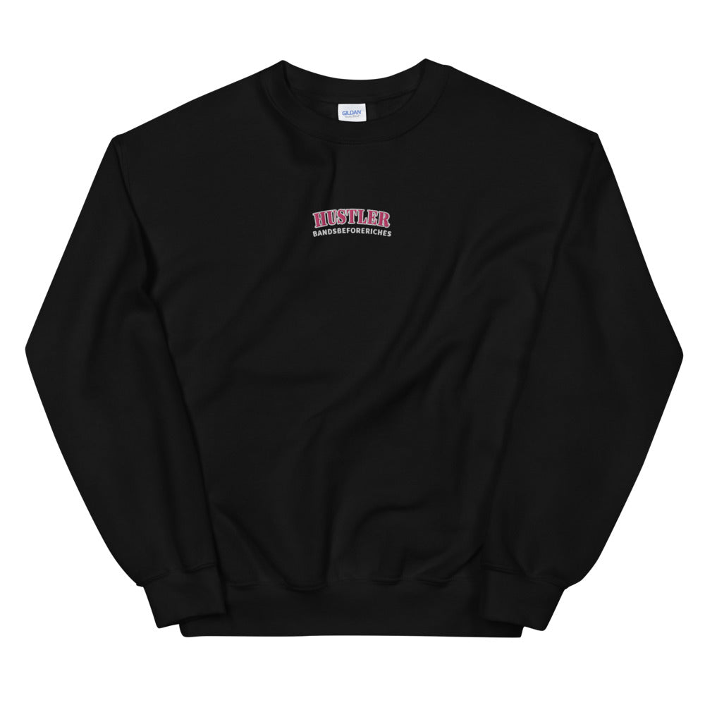 Hustler Embroidery Sweatshirt