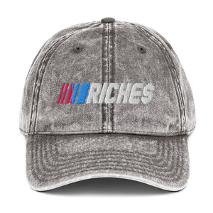Riches Vintage Cotton Twill Cap