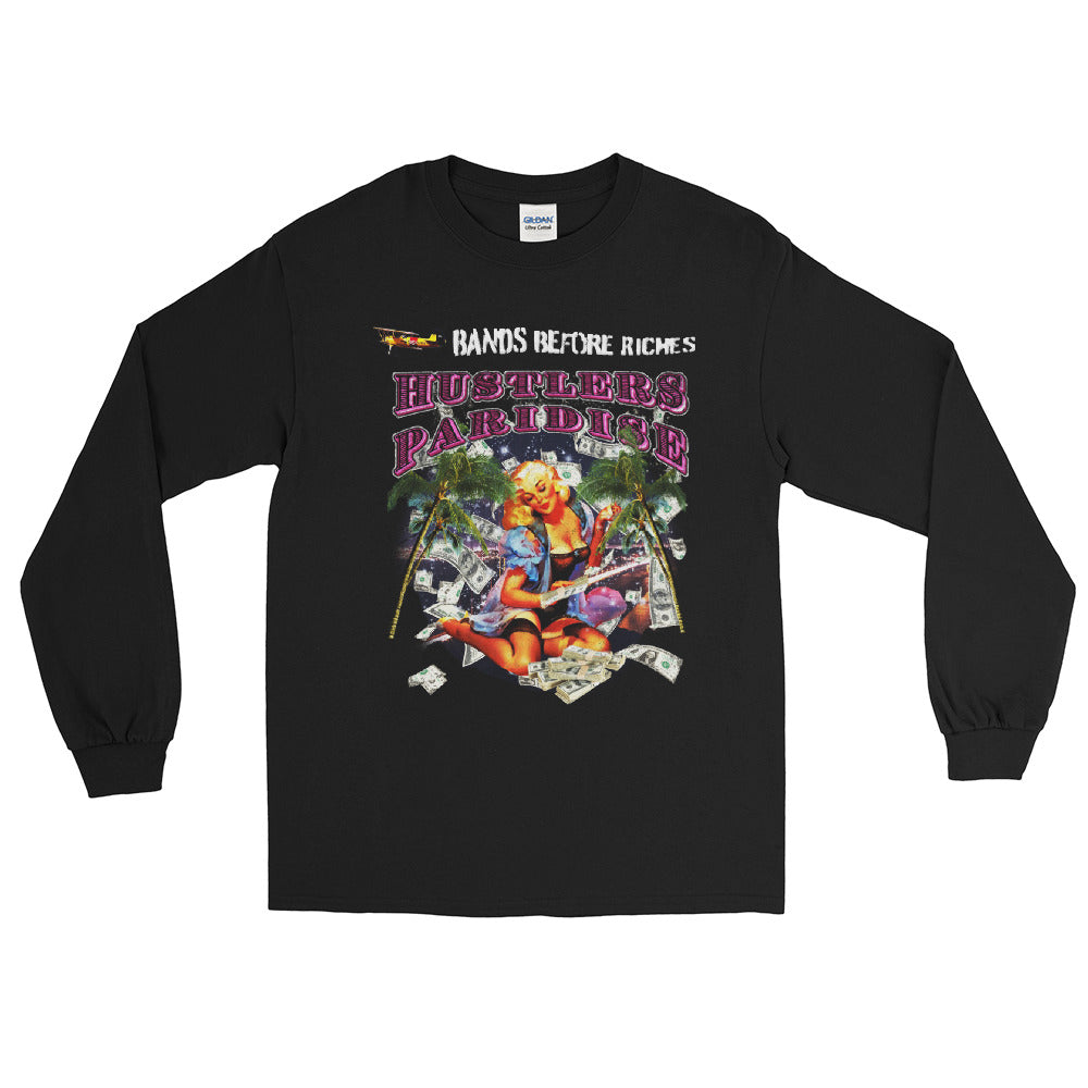 Hustlers Paradise Long Sleeve Shirt