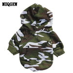 Puppy Pet Dog Clothes winter Camouflage Sweatshirts dog clothes for small dogs Summer Yorkie dog chihuahua ropa para perros