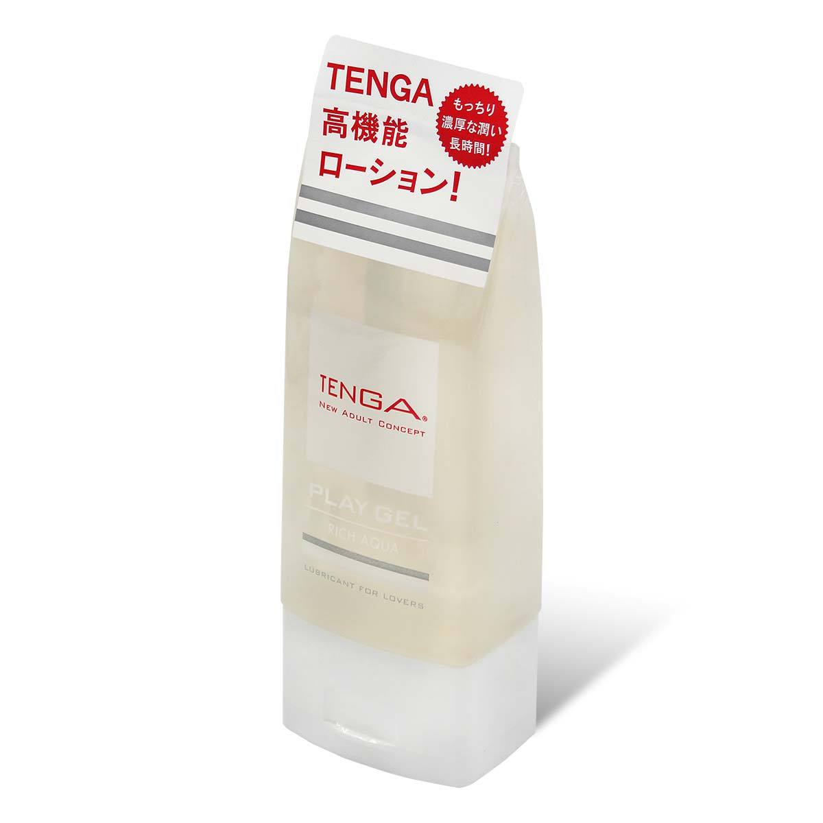 TENGA PLAY GEL RICH AQUA 180ml Water-based Lubricant