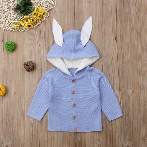 Rabbit Hooded