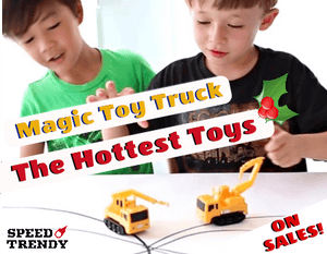 Magic Toy Inductive Truck (MOST CREATIVE TOY FOR KIDS!!!)