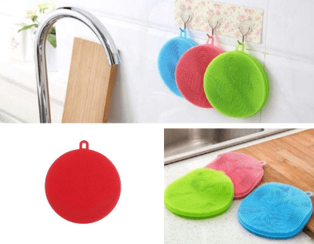 Magic Cleaning Silicone Sponge (BUY ONE GET ONE FREE!!)