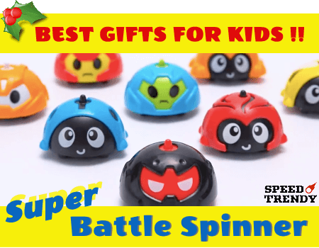 Super Battle Spinner Bundle Sets (Collect All Characters At A Time!!!)
