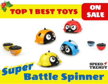 Super Ladybug Battle Spinner (LATEST TRENDING TOY FOR KIDS!!!)