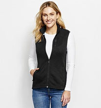 Load image into Gallery viewer, Orvis Marled Sweater Fleece Vest