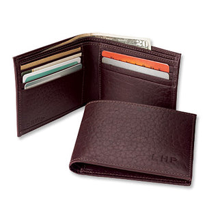 Orvis American Bison Thinfold Wallet