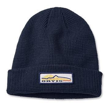Orvis Knit Cap Navy