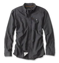 Load image into Gallery viewer, Orvis Tech Chambray L/S Work Shirt