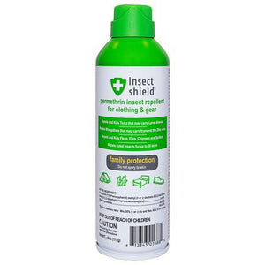 Insect Shield Permethrin Spray Can