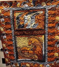 Load image into Gallery viewer, Kathy's Quilts Embracing Horses