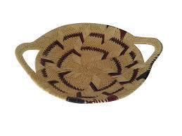 Overseas Ghana Soe Round Serving Trays