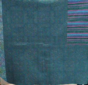 Kathy's Quilts Teal
