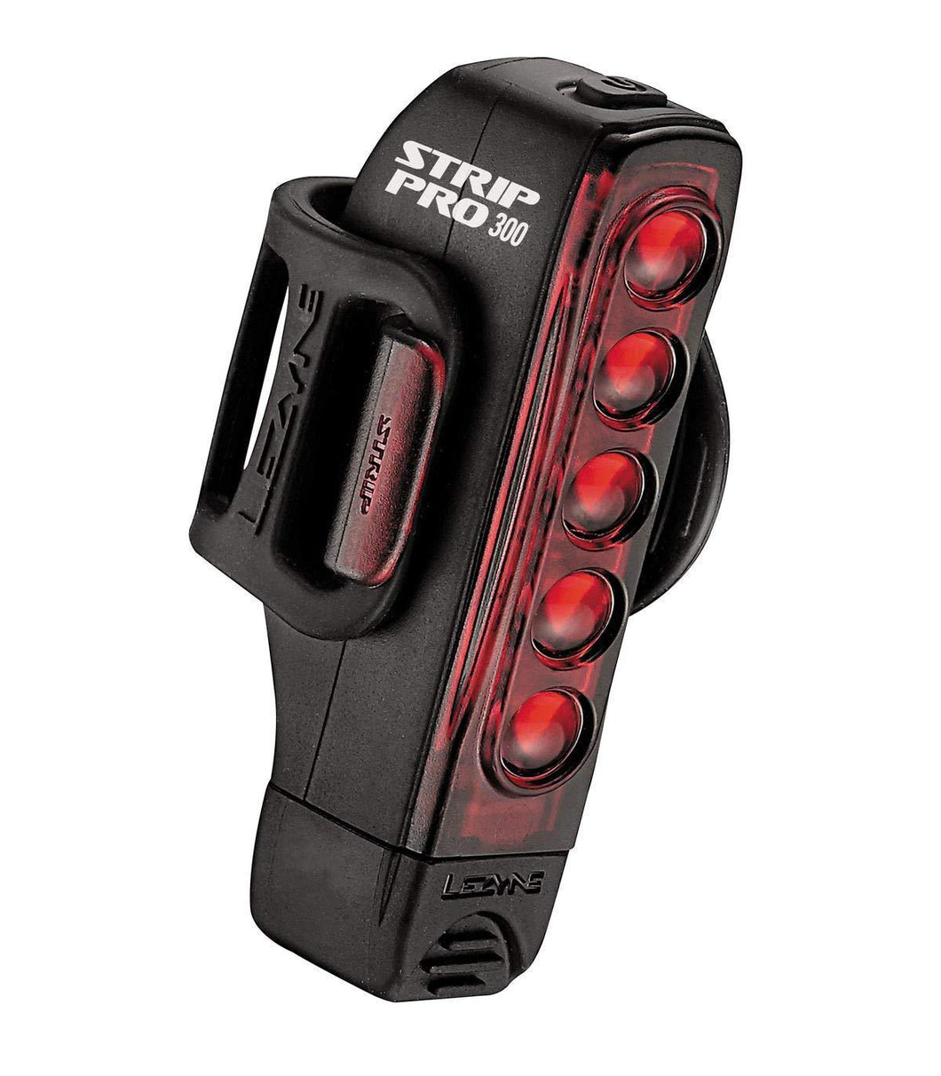 Lezyne Strip Drive Pro Red 300LM