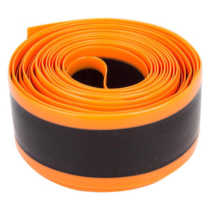 Mr Tuffy Bicycle Tire Liners 27x 1 Orange