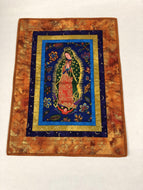 Kathy's Quilts Our Lady Guadalupe Blessed Mother