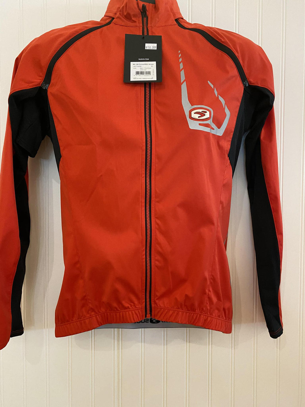 Sugoi RS 120 Convertible Jersey