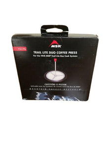 MSR Trail Lite Duo Coffee Press