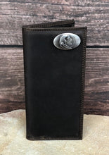 Load image into Gallery viewer, Zep Crazy Horse Roper Wallet