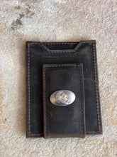 Load image into Gallery viewer, Zep Crazy Horse Front Pocket Wallet