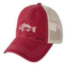 Load image into Gallery viewer, Orvis Saltwater Bum Mesh Cap