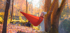 ENO Sub 6 Hammock Orange