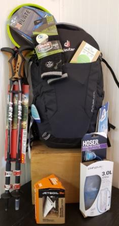 Hikers Kit Delux