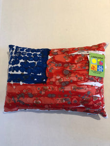 Manual Lovitude Flag Pillow