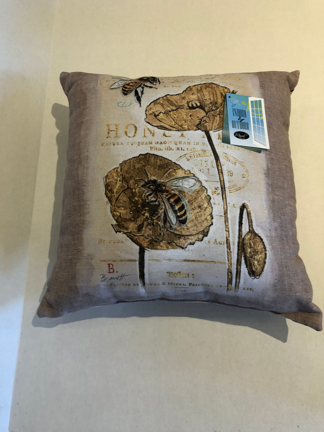 Manual Life Bee Hny Bee Pillow