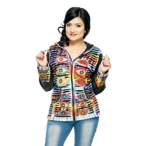 Rising International Cotton Jacket LF062