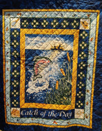 Kathy's Quilts Catch of the Day Quilt