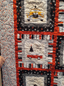 Kathy's Quilts Old Fashion Christmas