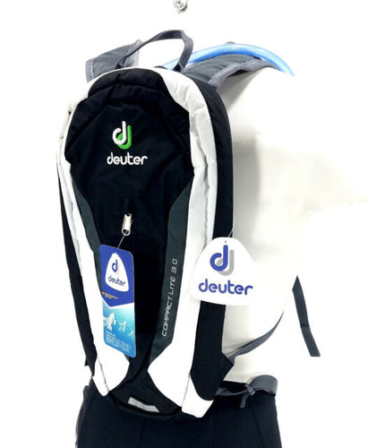 Deuter Compact Lite 3.0 Black/White