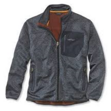 Load image into Gallery viewer, Orvis Windproof Sweater Fleece