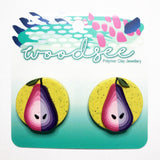 Food for Thought - Pear Studs