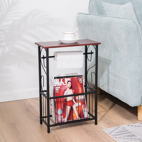 7 days arrival Multifunctional Bathroom Table Indoor Side Table Coffee table rectangle home furniture metal