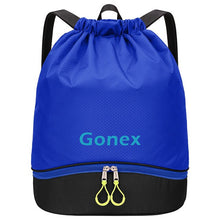 Load image into Gallery viewer, 2019 Multifunctional Backpack for Swimming Beach Football Gym, Waterproof Wet Dry Pool Bag for Clothes Shoes Fashion Style