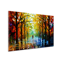 Load image into Gallery viewer, 11325 Wood sidewalk Pattern Home Decoration Printed Wall Art Pictures Canvas Painting For Home Decaration