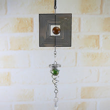 Load image into Gallery viewer, Wind Chimes Wind Bell Aeolian Bells Copper Wind-bell Garden Home Decor Metal Wind Chime Hanging Decoration Ornament High Quality