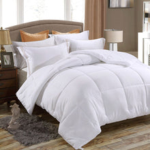 Load image into Gallery viewer, Down Alternative Comforter, Duvet Insert, Medium Weight for All Season, Fluffy, Warm, Soft & Hypoallergenic