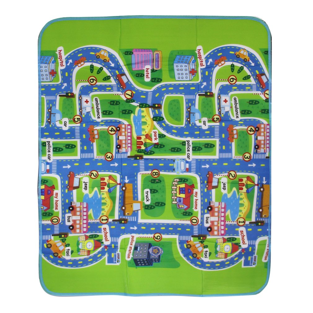 Hot! For Kid Play Toy Creeping Mat Children in Developing Carpet Baby In Foam Rug New Sale