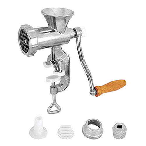 Manual Meat Grinder & Sausage Noodle Dishes Handheld Making Gadgets Mincer Pasta Maker Crank Home Kitchen Cooking Tools