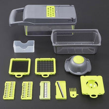 Load image into Gallery viewer, Kitchen Gadget Vegetable Cutter Slicer Fruit Cutter Potato Peeler Carrot Cheese Grater For Vegetable Slicer Kitchen Accessories