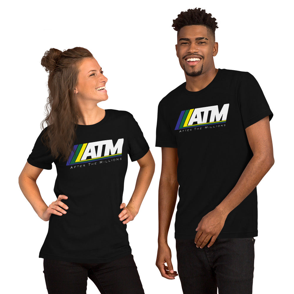 ATM (White Logo) T-Shirt