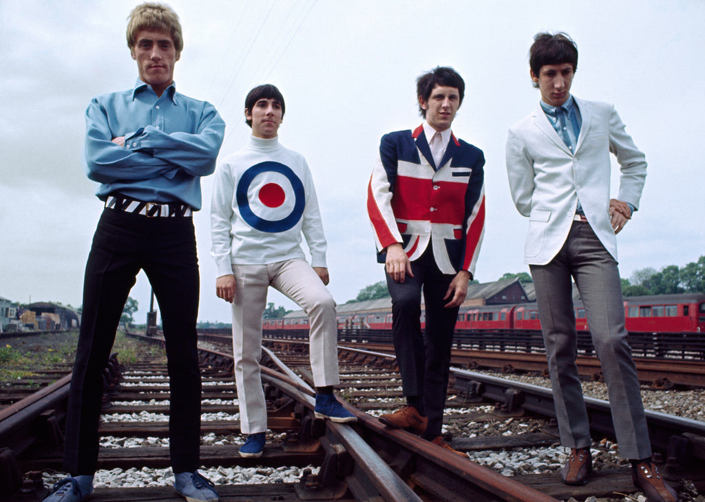 The WHO Rails