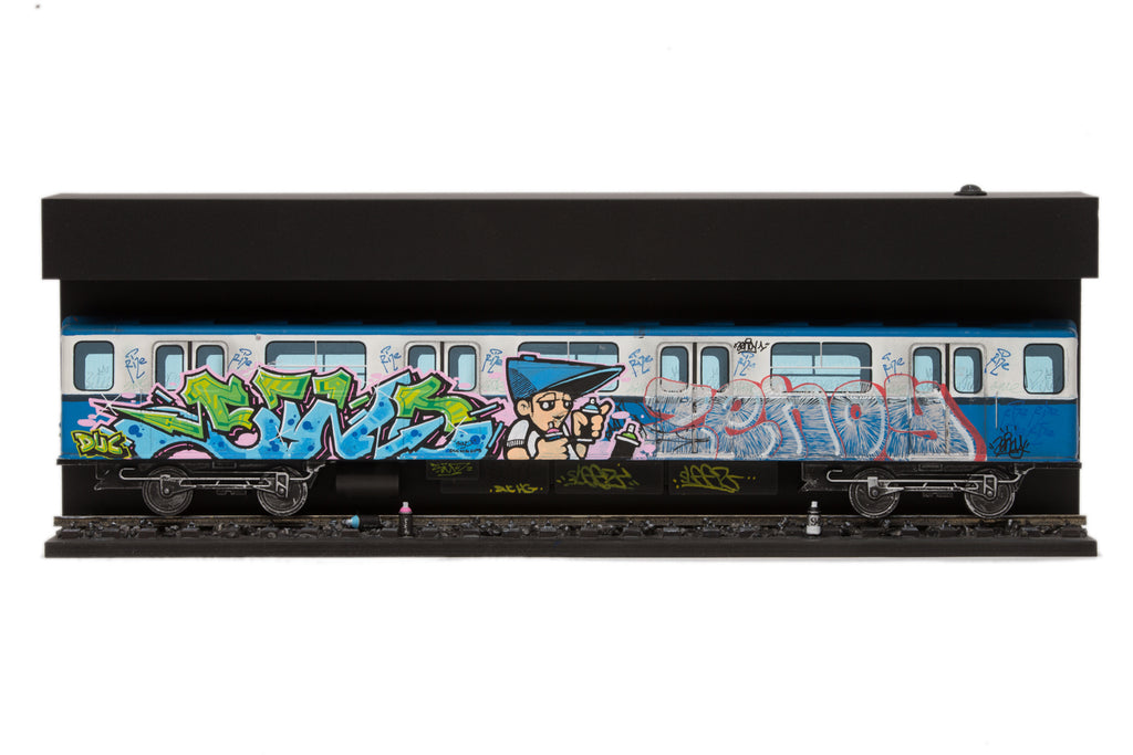 "Train ""Graffiti artist"""