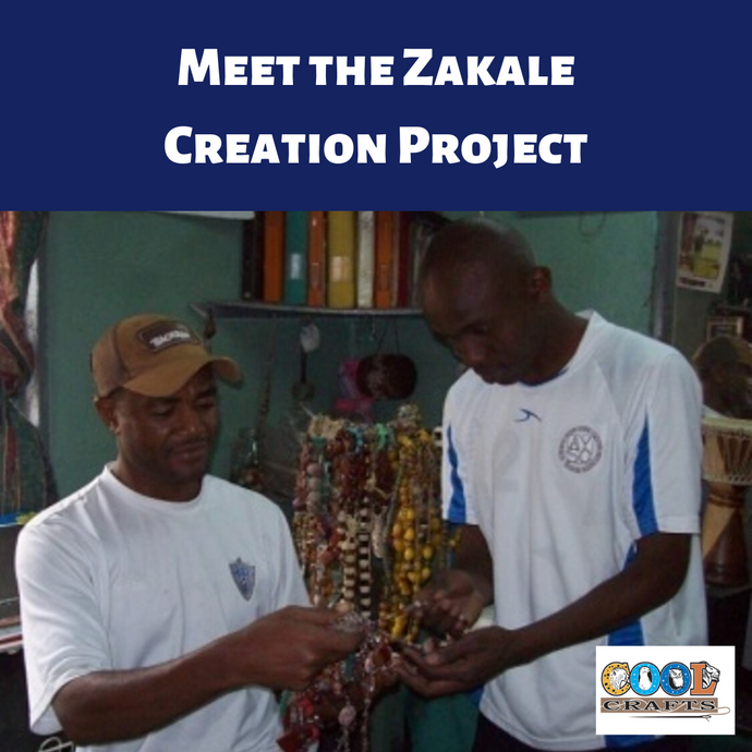Meet the Zakale Creation Project